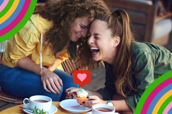 Glücksformel: warum Lachen gesund und glücklich macht - DAK-Gesundheit