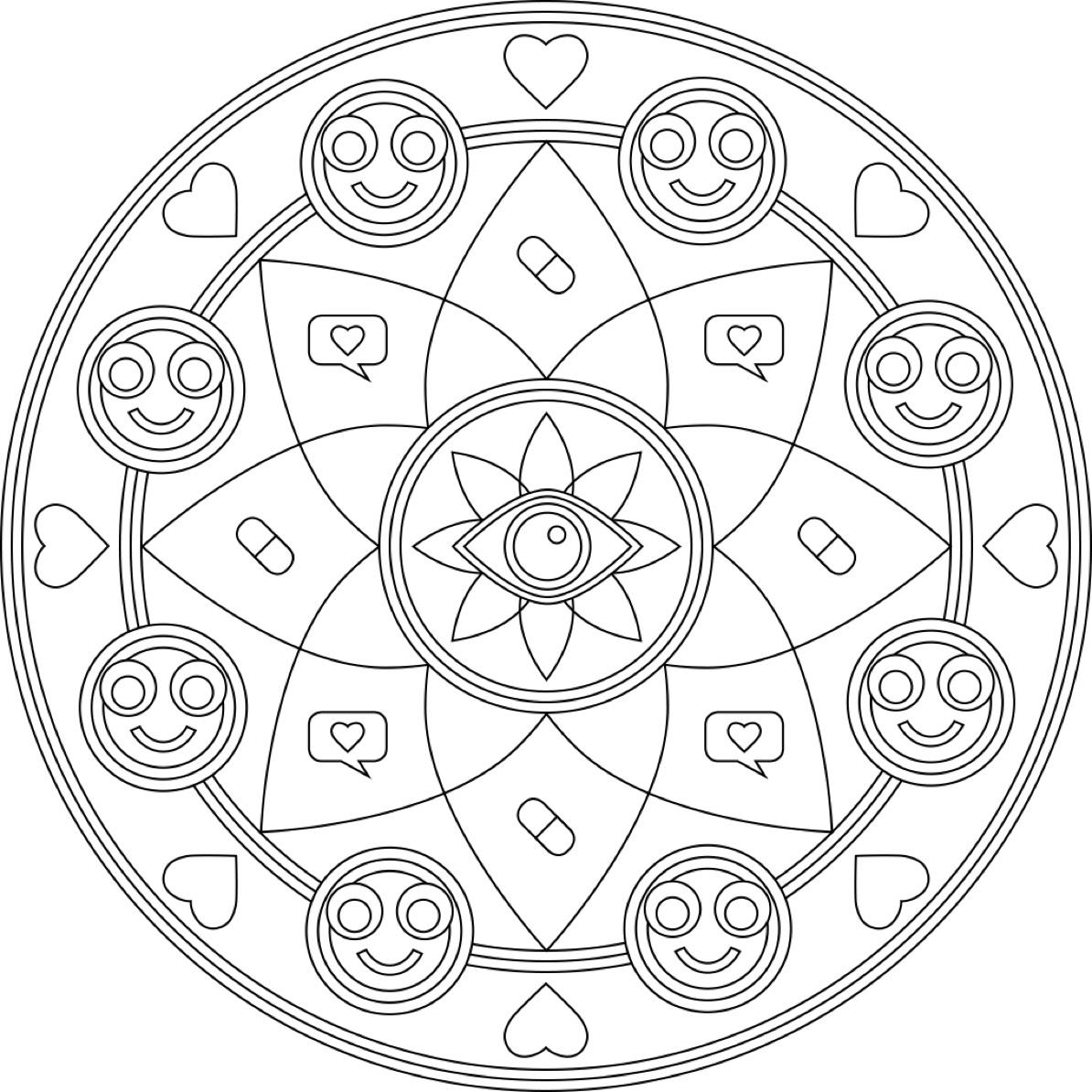 Mit Mandalas Kraft und Energie tanken - DAK-Gesundheit