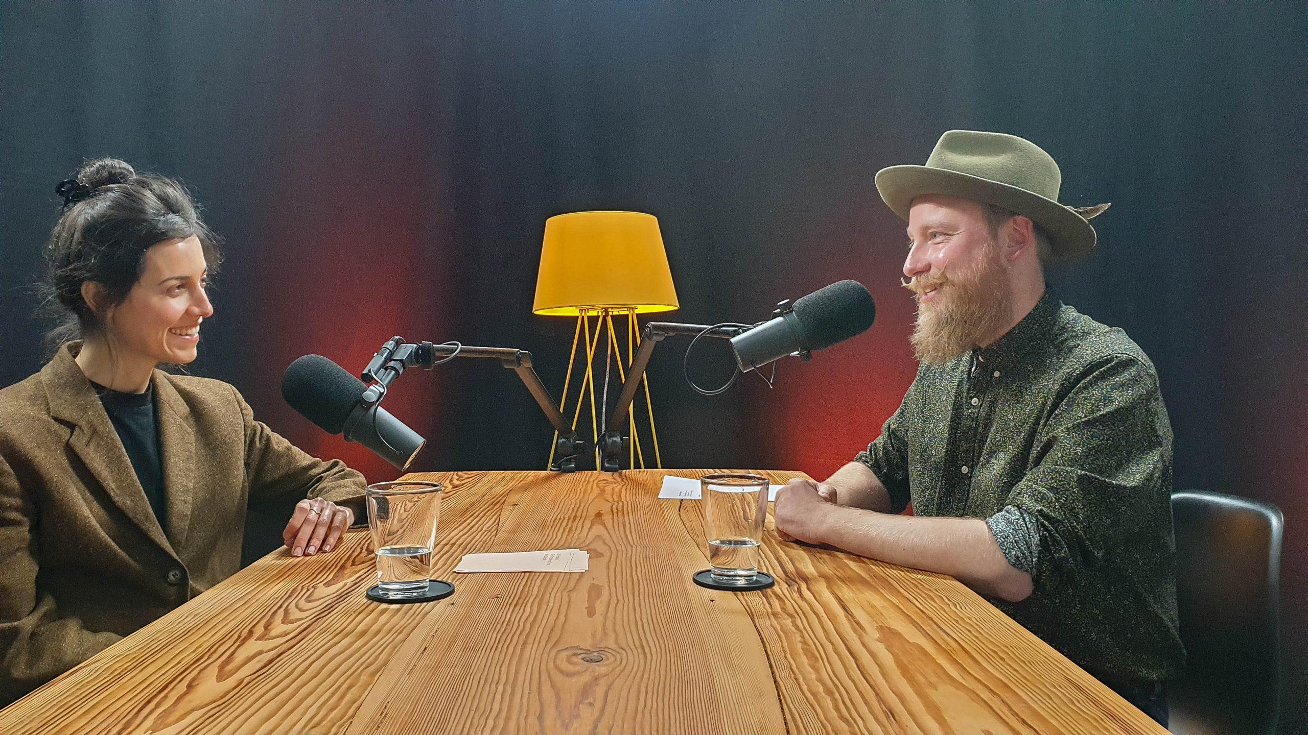 Unser Podcast